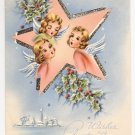 1930s Christmas Greeting