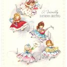 1930s Birthday Greetings - 3 Cards