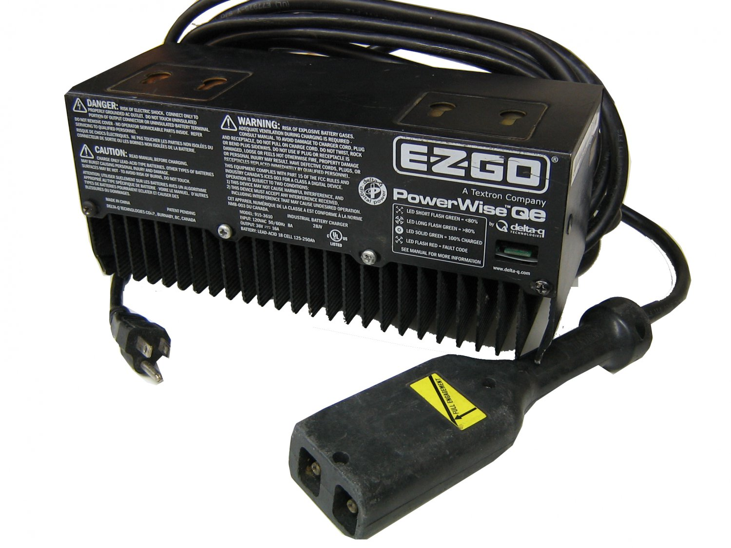 ez go battery charger 36 48 volt ezgo battery chargers