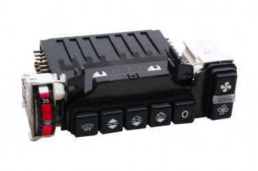 1268300285, Climate Control Unit With Push Button Assembly, 3 Years Warranty, 60285