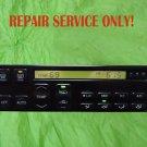 55900-50011, Toyota Lexus LS400 Climate Control Unit Repair service