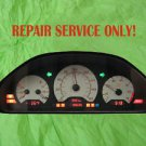 2025406648, Mercedes Benz Instrument Cluster Repair Service