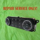 2518209889, Mercedes Benz Climate Control Unit Repair service