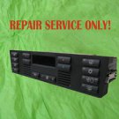 64116902541, BMW Climate Control Unit Repair service