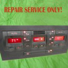 8E0820043AA, Audi A4, Climate Control Unit Repair service