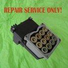 1273004134, Volkswagen  ABS Control Unit Repair Service