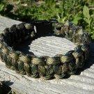 9 Inch Multi Camo Paracord Bracelet
