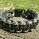 8 Inch ACU & Olive Drab Paracord Bracelet