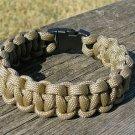 9 Inch Desert Tan Paracord Bracelet