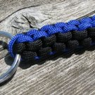 Police/Law Enforcement Paracord Key Chain