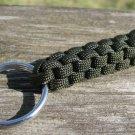 Olive Drab Paracord Key Chain