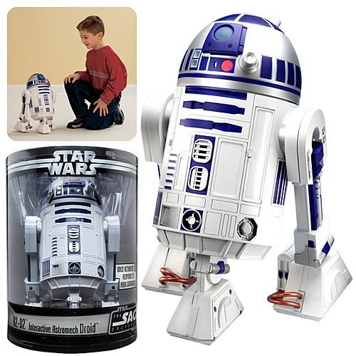 Star Wars R2-D2 Interactive Astromech Droid