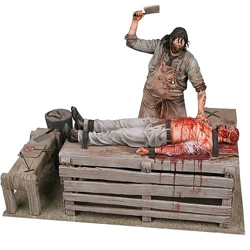 Texas Chainsaw Massacre The Beginning Action Figure Box Set