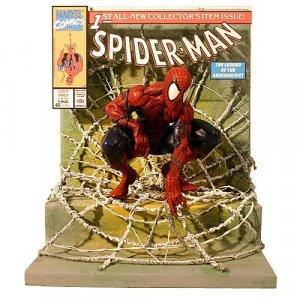 Spider-Man Spiderman Scene Replica