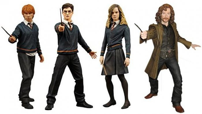Harry Potter Order of the Phoenix 3 3/4-Inch Figures Wave 1