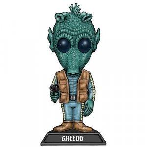 Star Wars Greedo Bobble Head