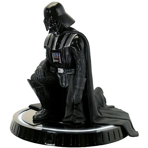 Star Wars Darth Vader Empire Strikes Back Statue