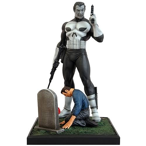Marvel Origins Punisher Statue