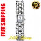 Bulova 96L80 Ladies Stainless Steel Silver Dial Dress Watch