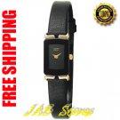 Citizen EH3972-05E Ladies Elegance Strap Black Dial