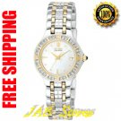 Citizen EW0694-56D Ladies Two Tone Stainless Steel Lucca Eco-Drive with Diamonds