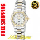 Citizen EW0894-57D Ladies Two Tone Riva Eco-Drive with Diamonds Mother of Pearl Dial