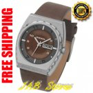 Diesel DZ1182 Men's Brown Dial Strap