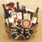 Golden State Greeting: Wine Gift basket