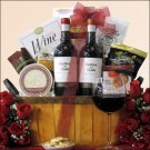 Chilean Red Duet: Wine Gift Basket