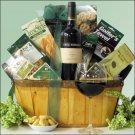Greg Norman Estates Shiraz: Golf & Wine Gift Basket