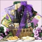 Now & Zen and Black Opal: Congratulatory Wine Gift Basket
