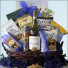 Sensational Summer: Gourmet & Wine Gift Basket