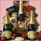 Congrats & Best Wishes!: Congratulations Gift Basket