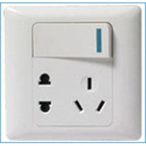 Switch plate & Socket blended - SS-01