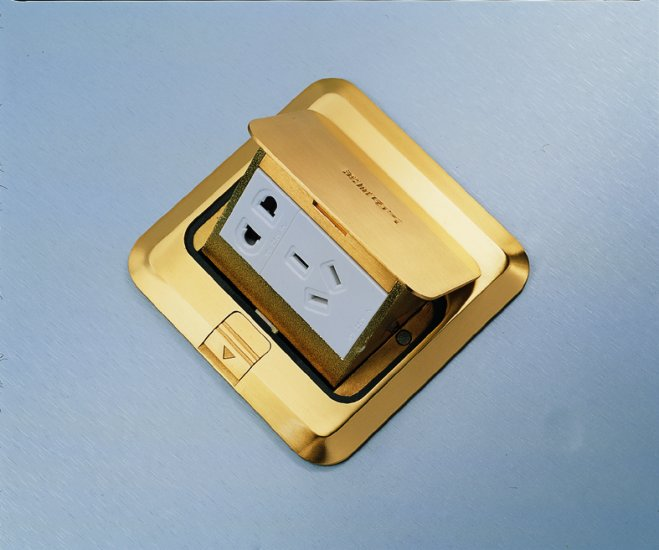 Floor Socket - FS-02