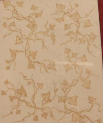 iNSTANT EXPRESSIONS Paint Transfer - Murals - Scrolling Vine Faux LW35017