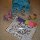 Pony Play Set & My Little Pony Art Project