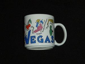 """Vegas"" Coffee Cup"