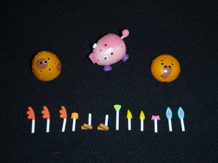 Peg Egg Toys