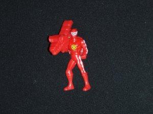 Red Power Ranger Action Figure