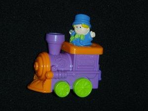 Train Engine Toy