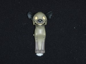 Lion King Shenzi Finger Puppet