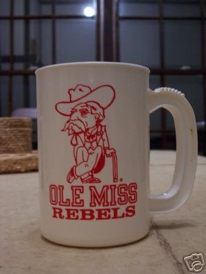 Ole Miss Rebels Coffee Travel Mug