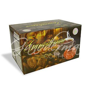 Ganoderma 2n1 Black Coffee