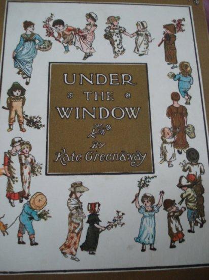UNDER THE WINDOW, KATE GREENAWAY