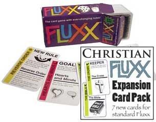 Fluxx/Christian Fluxx Combo pack