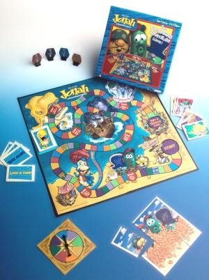 VeggieTales Jonah- The Overboard Adventure Game
