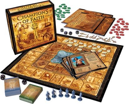 Champions of Faith Board Game