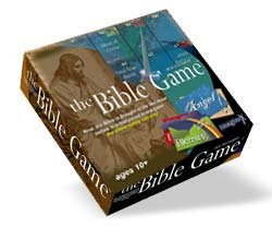 The Bible Game - New Testament
