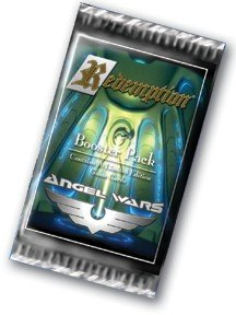 Redemption Angel Wars  Booster Pack